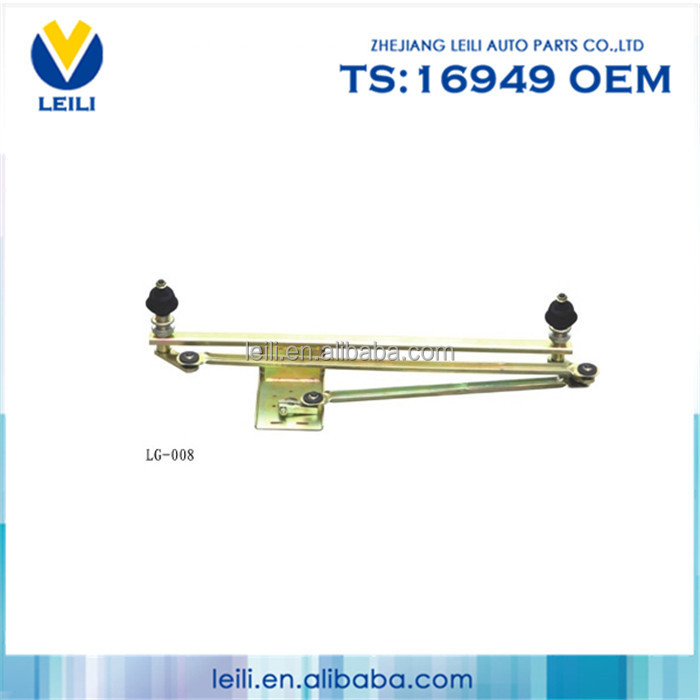 Conventional universal best quality wiper linkage assembly