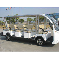 Mini 14 seat electric tourist bus price (LT-S14)