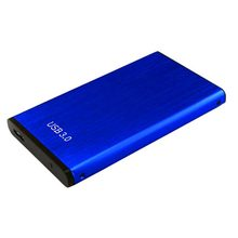 2.5 Inch Aluminum USB 3.0 Hard Drive Disk HDD External Enclosure/ Case with Cheap Price