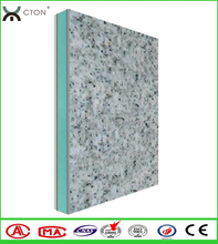 Thermal insulation and decorative board with XPS(extruded polystyrene) board for EIFS