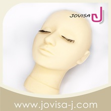 JOVISA Rubber Practice Mannequin With Eyelash for Eyelash Extensions