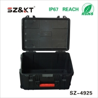 Hard Plastic Storage Case With Customed