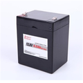 12.8V 4.5Ah Rechargeable LiFePo4 battery pack for ebike