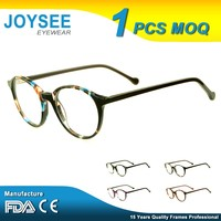 2015 Wholesale Eyeglasses Frame New Italy Designer Vintage Style Prescription Metal Optical Eyeglasses Frame For Mens And Womens