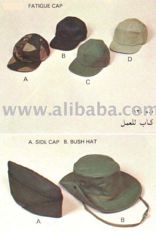 Bush hat & Fatigue hat