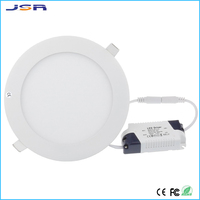 Recessed ultra-thin flat spot led panel ceiling light 9w for kitchen bathroom