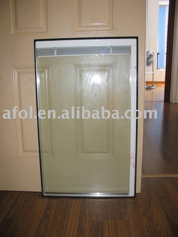 door glass inserts blinds or glass louver buy door glass