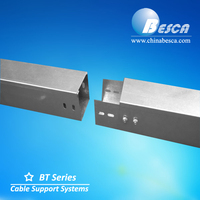 Galvanized steel cable trunking(Factory price,best Quality)