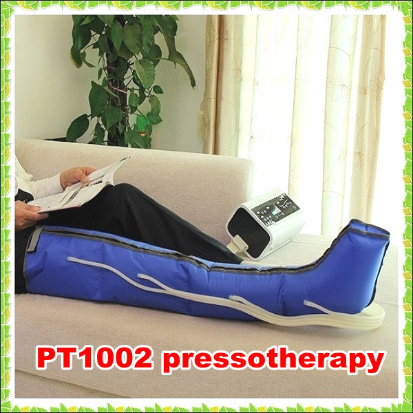 air pressure therapy system lymphatic massage machine