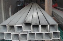 Manufacture Sold din 1.4006 1.4313 1.4005 1.4028 1.4029 1.4031 1.4057 1.4125 1.4112 stainless steel square pipe