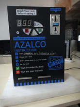 coin operated breathalyzer vending machine OEM