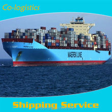 Sea freight from China Shanghai to Rotterdam -Skype: colsales03