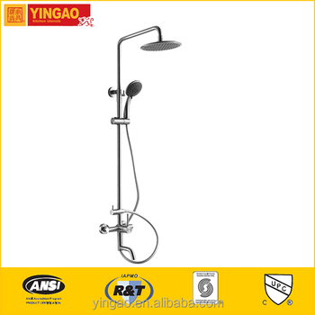 LY02S the latest design type shower faucet, abs water faucet