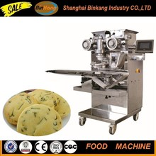 304 Stainless steel encrusting machine/strudel making machine