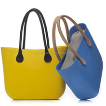 Silicone o rubber bag,tom eva bag,italy handbag brands