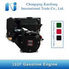 CE certificated Outboard use gasoline engine 192f