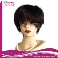 Top quality 2014 new product wholesale cheap ladies short hair wig