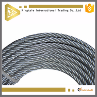 7*19 structure rust preventing china stainless steel wire cable