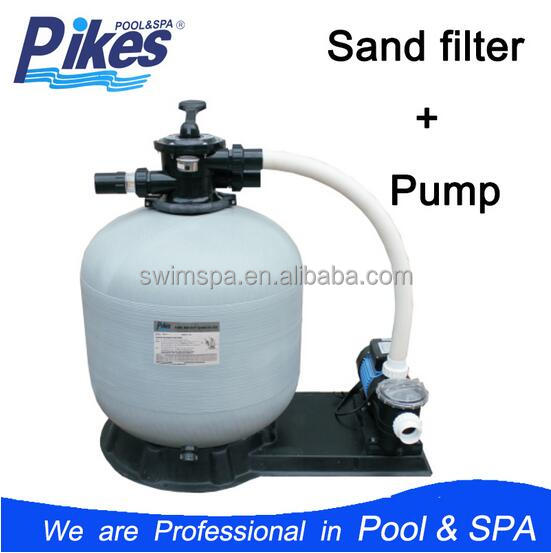 Best price wholesale Swimming Pool Sand filter with water pump