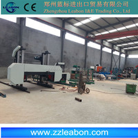China Band Saw Machine Big Timber ripping horizontal Band Saw cutting Machine For Large Wood