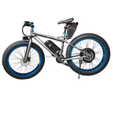 "waterproof 26""folding bike Factory produce snow ebike 500w electrical vehicle"