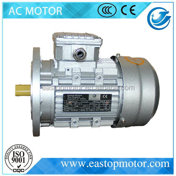 CE Approved motor rossi for Compressors with aluminum housing