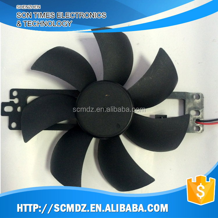 Best selling 2016 2000 rpm Speed 14.0 to 27.6 v battery small brushless dc fan