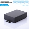 74*29*100mm Aluminum Case Box For Circuit Board Electrical DIY Shell Enclosure For Electronic Projecter Power Supply Amplifier