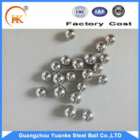 Promotional AISI 316 stainless steel ball for mobile phone panels
