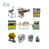 New Design Toothpick Making Machine / Automatic Bamboo Toothpick Making Machine