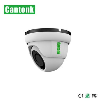 Outdoor P2P 2MP Super Starlight IP Camera from Chinese factory