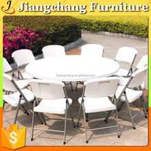 Hot Sale Heavy-duty Plastic Tables And Chairs With High Quality