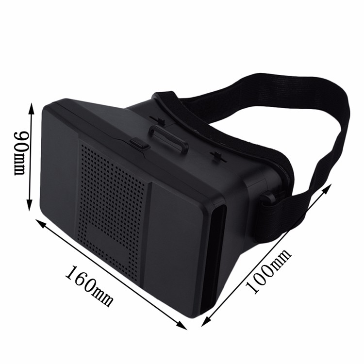 3D glasses virtual mobile phone focusing IPD 3D video glasses