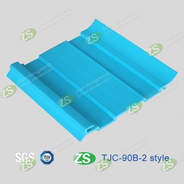 China factory HS-120 metal color wall skirting board/decorative interior plastic skirting baseboards
