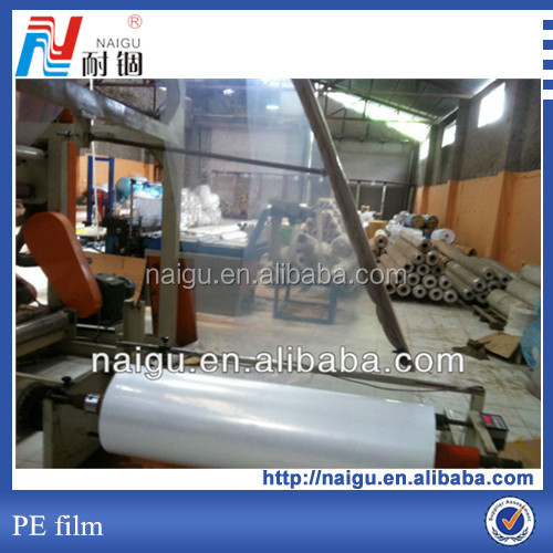 LDPE Plastic film sheet for packaging