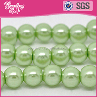 wholesale plastic AAA round abs pearl beads for jewelry making