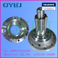 High quality shell, high precision auto parts, Exporting grade jinan factory direct differential carrier