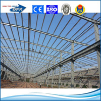 fast assembly construction prefabricated steel structure mobile small warehouse design