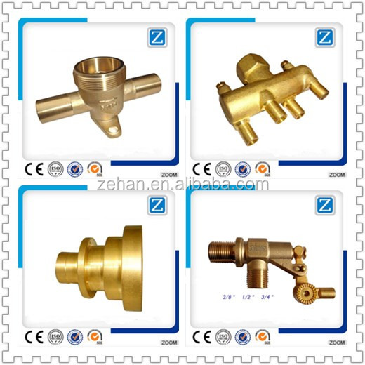 High quality brass hot forging parts