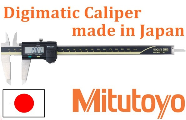Mitutoyo Japan Measuring Diameter Instrument Vernier Caliper Digital: High Precision Electronic Digital Caliper