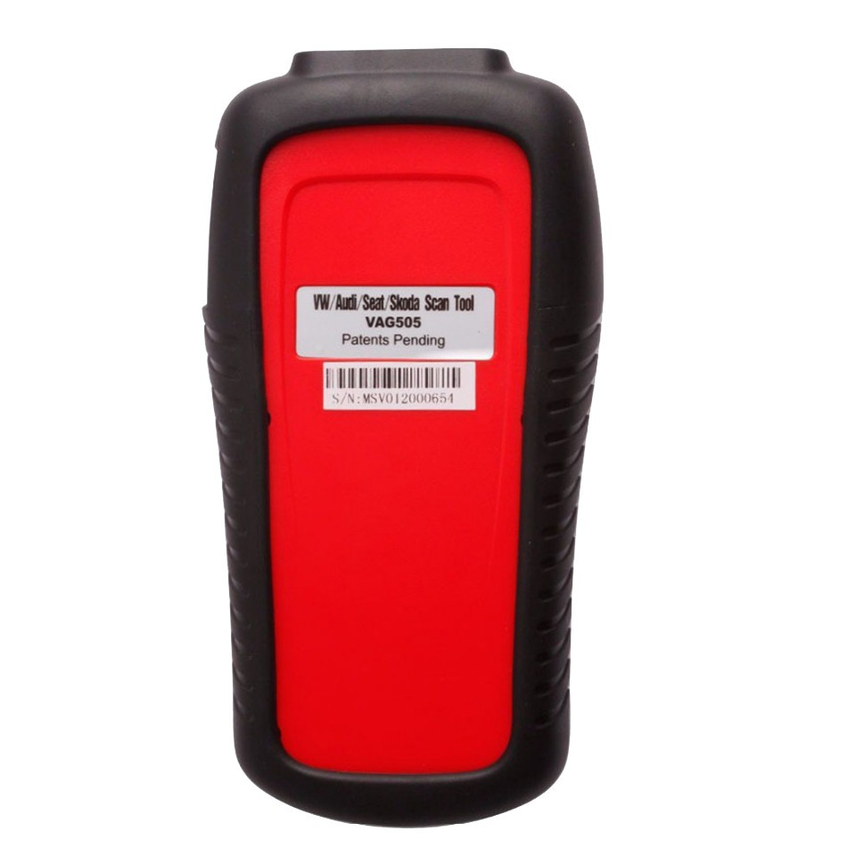 2017 Original Autel MaxiService VAG505 Scan Tool Diagnostic OBDII Code Reader VAG 505 Troubleshooter codes free online update