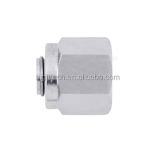 stainless steel plug,double ferrule compression fitting