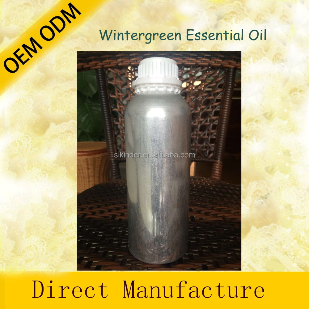 Wintergreen 100% Pure Therapeutic Grade Essential Oil- <strong>10</strong>