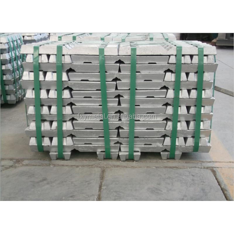 Selling high purity aluminium ingot 99.7% with competitive price