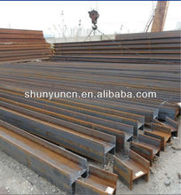 Carbon steel H beam table (Q235, Q345, SS400,S235JR, S355JR, St52,St37, S275JR)