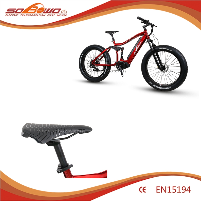 36V 250W Max Drive Motorized Electric Road Bicycle With Fat Tire