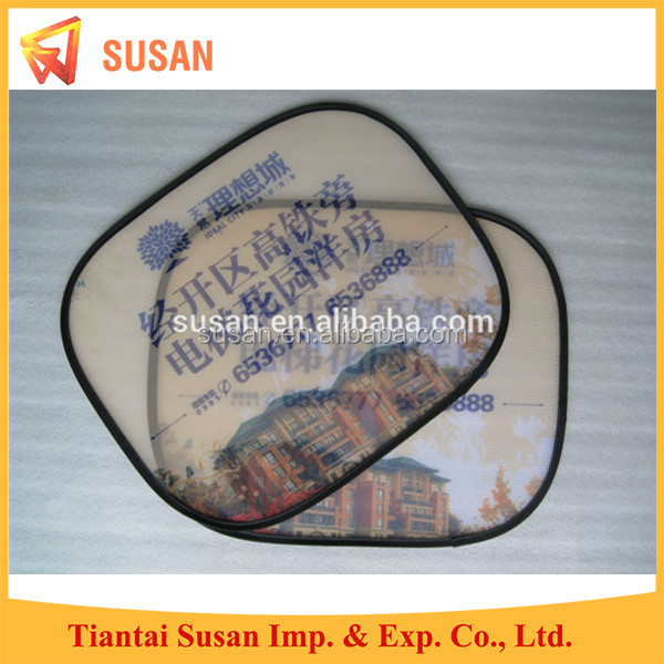 customized sunsade car windshield dimensions