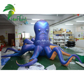 Funny Vivid Advertising Inflatable Octopus Balloon Model For Sale