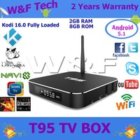 Factory supply xbmc smart android tv box quad core android tv box s905 kodi quad-core android tv box with low price