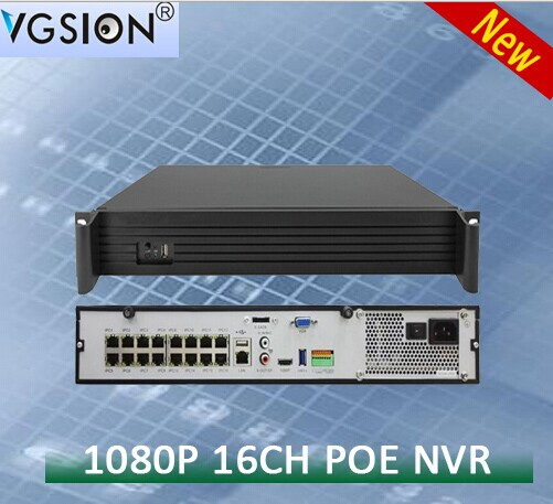 4ch/8ch/16ch POE NVR/DVR 720P/1080P Network HD POE Network Video Recorder for IP CCTV Camera System